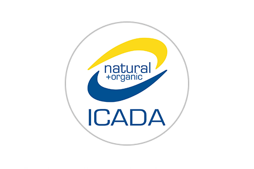"What the label ""ICADA natural & organic"" means"